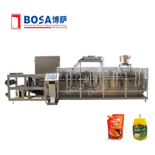 automatic coffer packing machine for stand up pouch