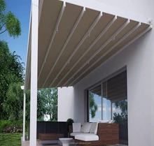 Motorized Waterproof Aluminum Retractable Roof Pergola