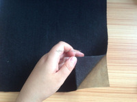 Non woven self-adhesive roofing felt roll