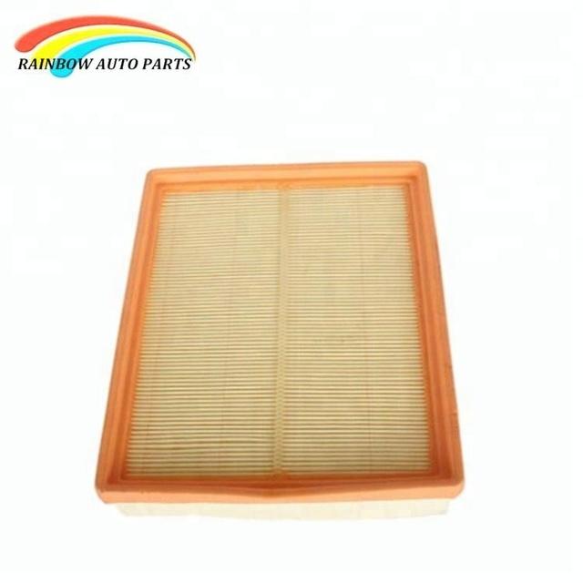 Orange PU Fram 28113-2G000 Paper Automotive Air Filter Air purifier pm2.5