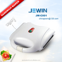 Easy clean effective 4 slices grilled bread sandwich maker breakfast machine