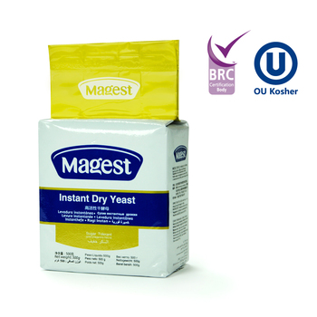 Magest Sugar-tolerant Instant Dry Yeast For Bread, Magest Yeast