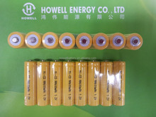 Howell 1.2v NiCd AA 600 battery nickel-cadmium battery cell