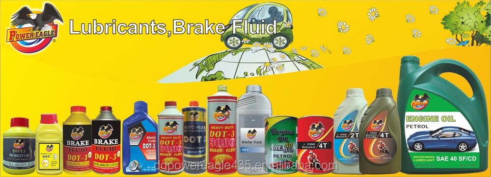 Engine oil API SF/CD 20W50 for diesel and petrol