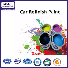 Varnish with good leveling for auto body spray paint