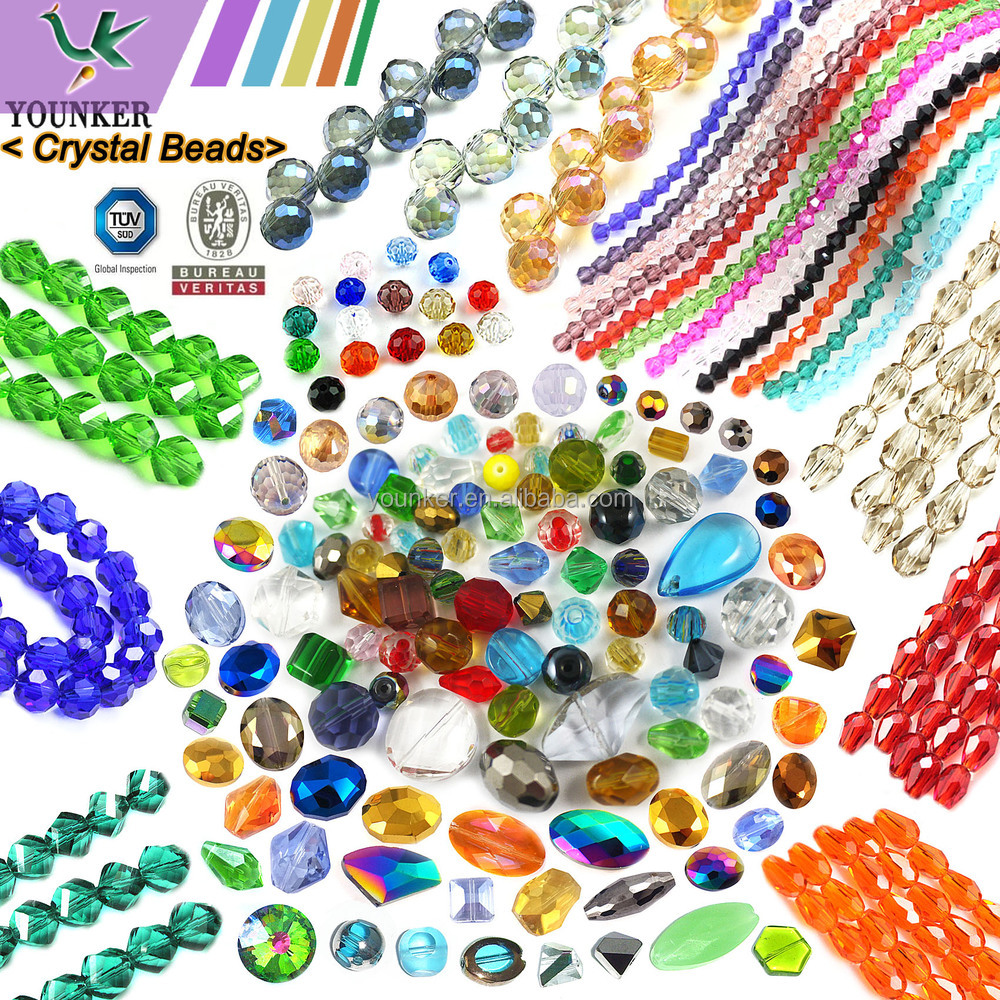 Rondelle Shape Colourful Wholesale Chinese Crystal Beads