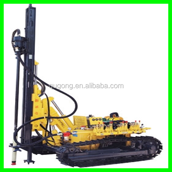 High performance KY series pneumatic & hydraulic type land drilling rigs
