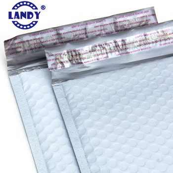 Standard size a4 4x8 poly bubble mailers #000 bubble polymailer