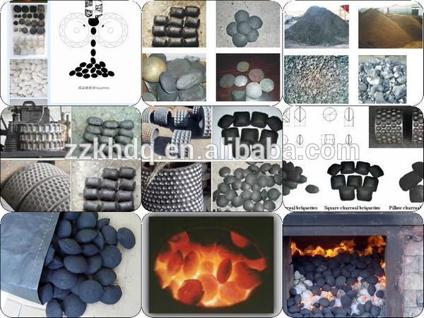 hydraulic, mechanical charcoal briquette press machinery in powder metallurgy