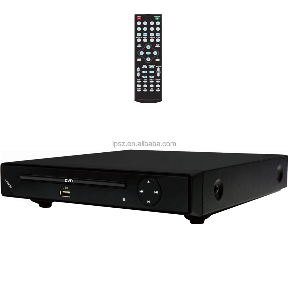DVD PLAYER MULTI REGION FREE WITH USB 0 1 2 3 4 5 6 DIVX MP3 CD ALL ZONE REMOTE