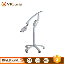 Dental LED Cool Light Teeth Bleaching Machine with wheel whitening machine with wheel