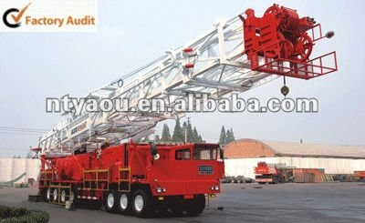 drilling rigs/oil well drilling rigs/drilling equipments As Per API Standard