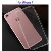2017 Mobile Phone Accessories Back Cover for iPhone 7 Case Transparment Clear TPU