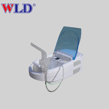 Hospital use quiet air compressor nebulizer used to treat respiratory disease