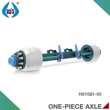 Stable Performance 15T American Type Steerable Axle