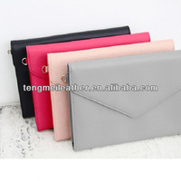 Luxury Smart Clutch Pouch Handbag Design Wallet Case Cover For Apple IPad 2/3/4,Cover Case For Ipad 4/3/2