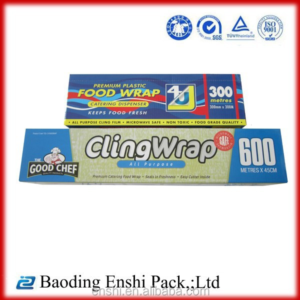 LDPE multi purpose cling film for use in the fridge,kitchen and microwave