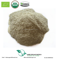 Organic wheat protein powder
