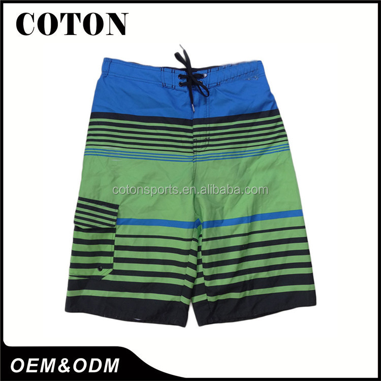 factory direct best price Low Manufacture beach shorts swimwear For Children