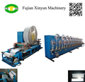 Full automatic cigarette paper converting machinery
