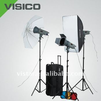 VISICO Studio Lighting Kit