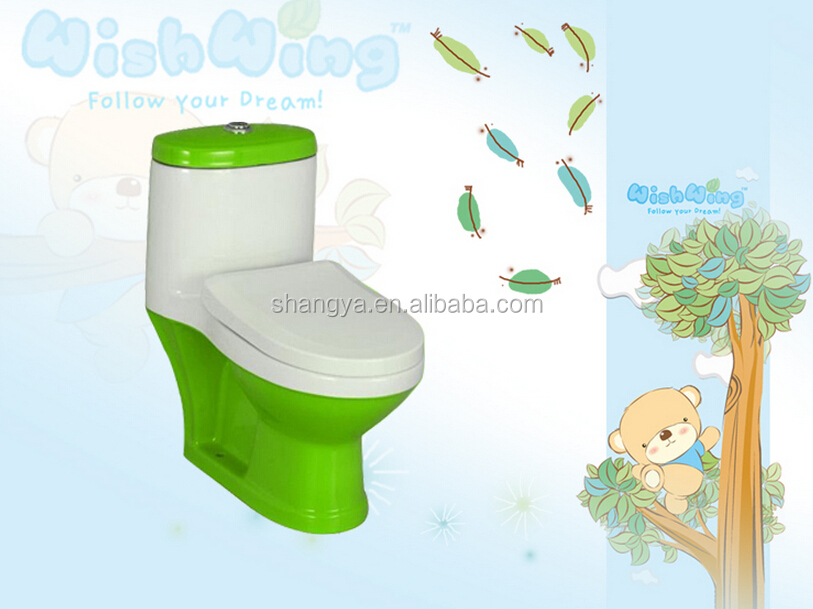 Child Toilet Bowl For Philippines Kids One Piece Toile
