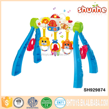 New design safe light music baby play fitness toyt