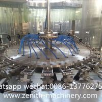 Small Scale Beverage Water Bottling Machinery