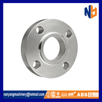 carbon steel forged flanged taper flange