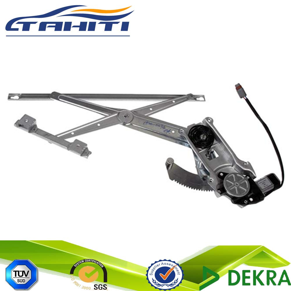 Power Window Regulator w/ Motor Front LH Left Driver for 94-01 Dodge Ram Truck 741-753 55154925 125-1783L