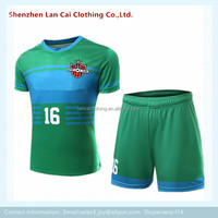 soccer team jersey wear wholesale for men cheap top quality football jerseys