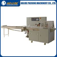 Made in china CE packing machine for chocolate bar