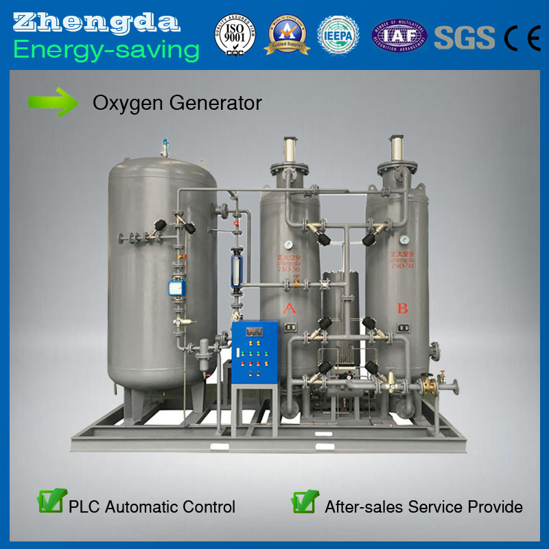 Buy portable electric oxygen generator machine for industrial