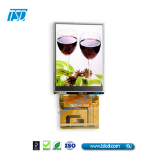 Soldering Type TFT LCD module Display 3.2 inch 240x320 with touch