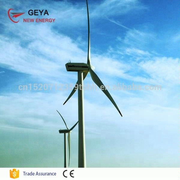 Hot 220v 2kw Small Windmill Generator Home Use Wind Turbines Prices For Sale