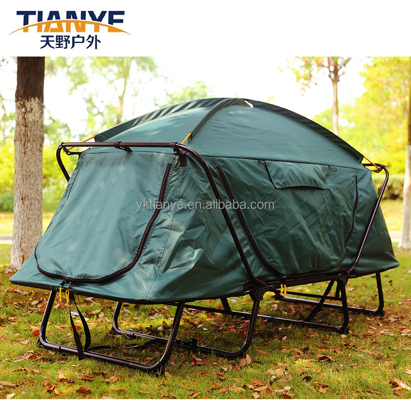 camping military tent cot for outdoor camping buy military tent military tent cot military. Black Bedroom Furniture Sets. Home Design Ideas
