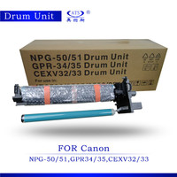 High quality NPG-50 drum unit NPG-51 GPR-34/35 CEXV32/ 33 for use in IR2520/2525/2530/2545