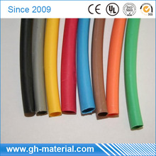 Insulation Extrusion Soft Silicone Rubber Tube Heat Shrinkable