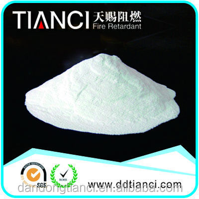 New type inorganic flame retardant
