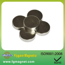 permanent rare earth neodymium magnet disc