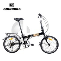 Cheap 20'' Ladies Folding Bicycles with 6 Speed