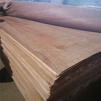 Market favorite wood veneer, natural PLB wood veneer