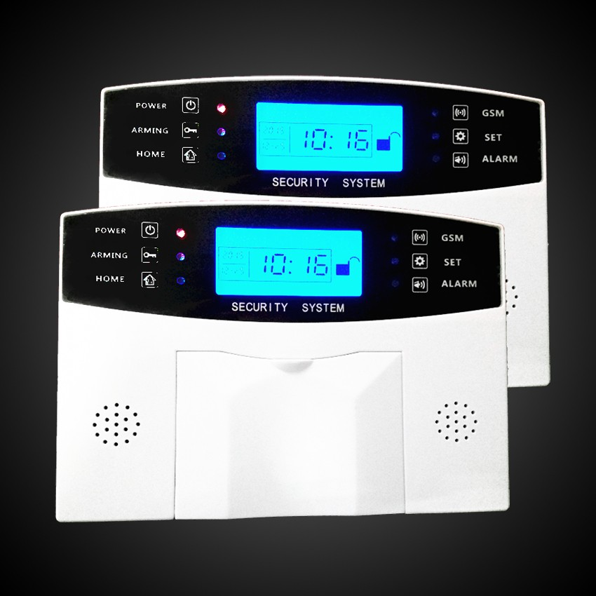 professional gsm auto dial alarm burglar Home Safety Control Panel with Auto-dial