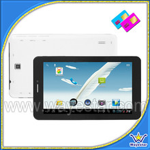 Cheap Tablet 7 inch 2G Phone Call with Dual Sim Slot Allwinner A13 Cell Tablet