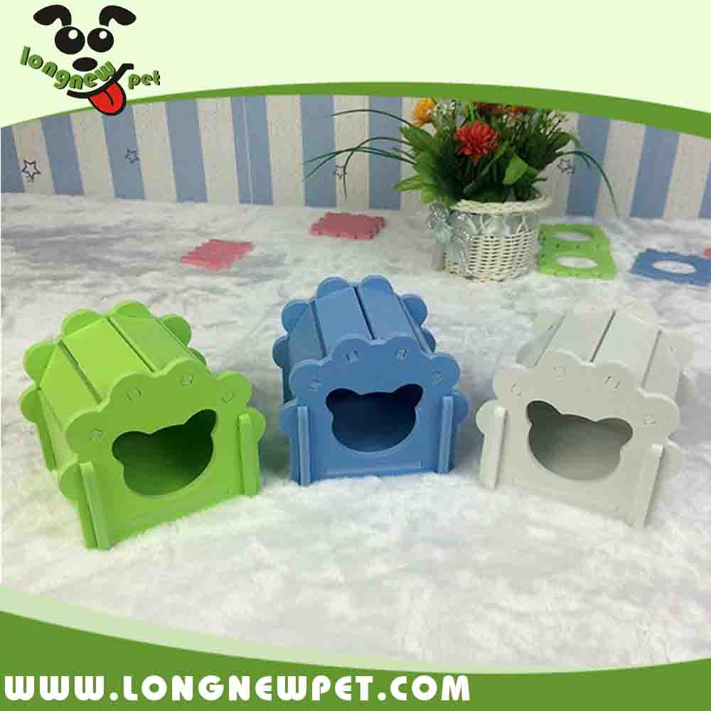 Small Animal House WPC Pet House for Hamster