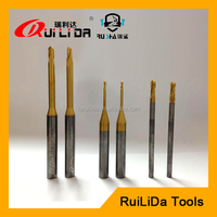 Latest design 2 flute long neck ball end mill