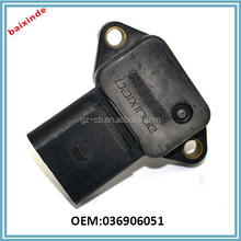 MAP Pressure Sensor for AUDIs SEAT SKODA GOLF POLO INTAKE MANIFOLD 036 906 051 036906051