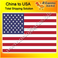import goods from china to usa shipping rate