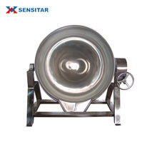 large industrial pressure steam cooker for food