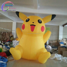 Giant inflatable pokemon pikachu inflatable Pocket Monster